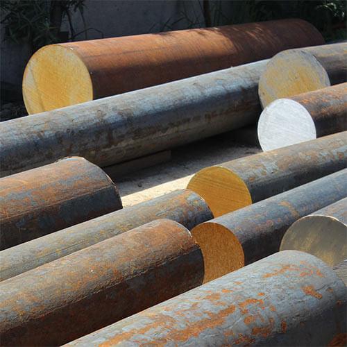 Конструкционные стальные круги