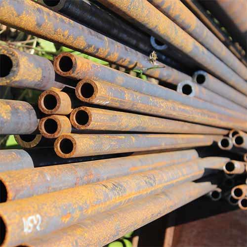 Трубы стальные холоднодеформированные